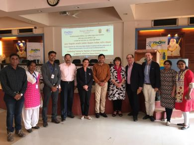 Education Conference in Pune Concern for Mental Health, India